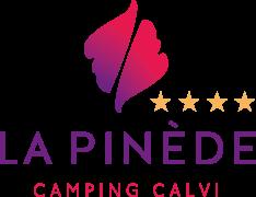Camping Corse La Pinède Logo